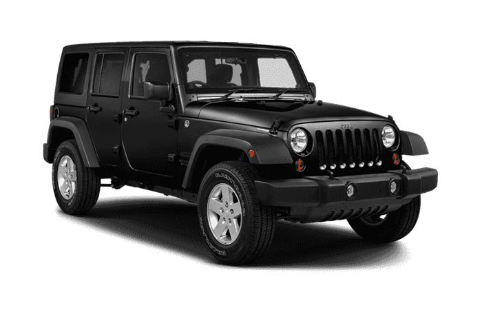 2017 Jeep Wrangler Unlimited Lease Special